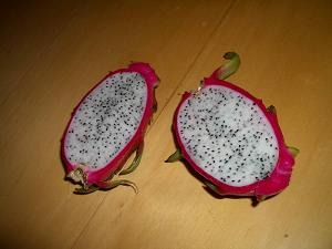 fruta rara